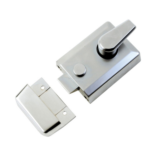 Nightlatch Standard Style 92mm Satin Chrome