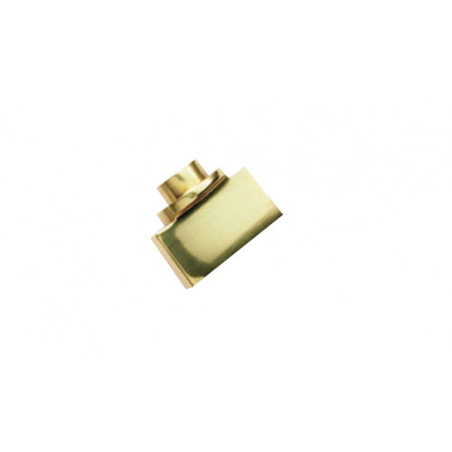 Disabled Thumbturn Knob - Replacement For Standard Thumbturn Knob Brass