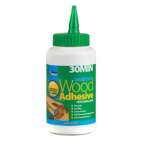 PU Adhesive Standard Set Lumberjack Polyurethane Wood Glue 750ml