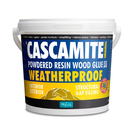 Cascamite 1 Part Powder Waterproof Wood Adhesive 1.5Kg