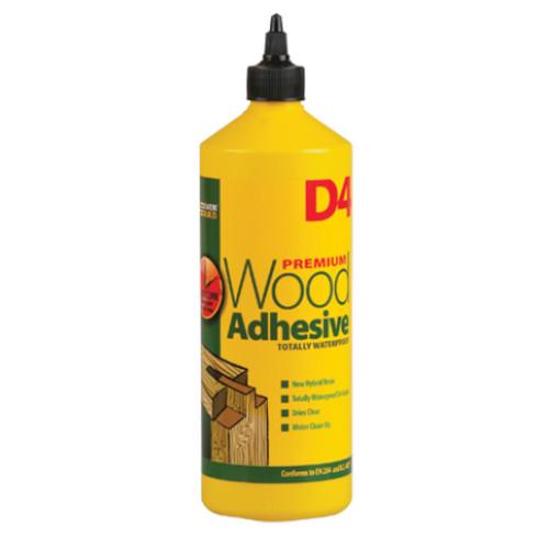 PVA Adhesive D4 Water Resistant 1L