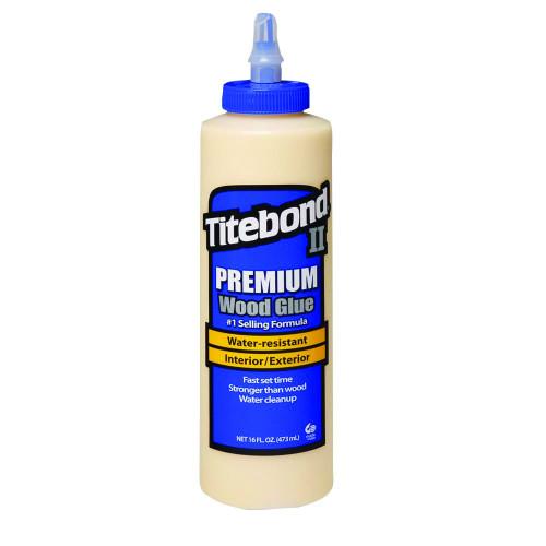 Titebond 11 Premium Wood Glue 473ml