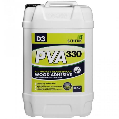 PVA Adhesive D3 Water Resistant 25L