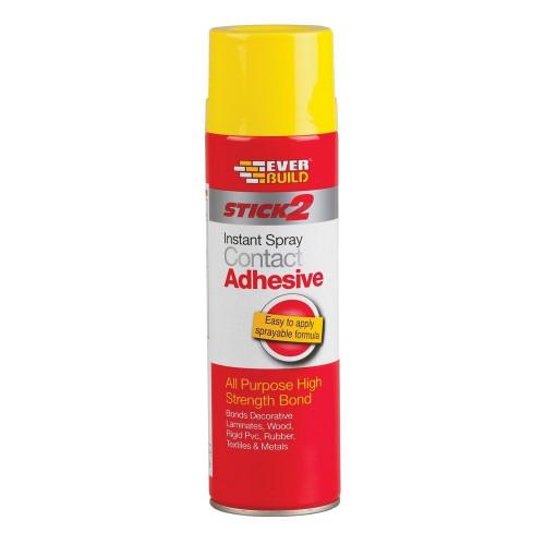 Spray Contact Adhesive 500ml