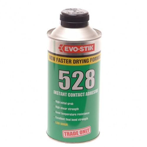 Evo-Stik 528 Instant Contact Adhesive 1L