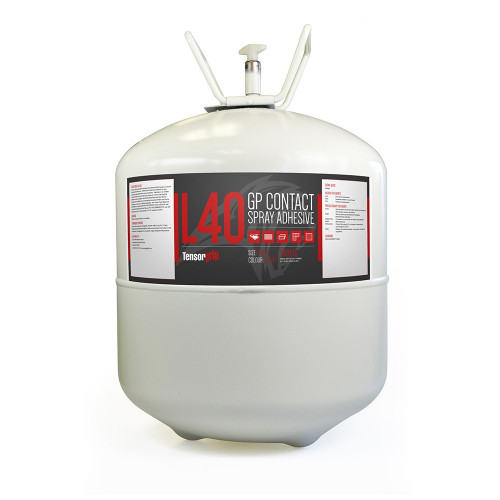 Spray Contact AdhesiveTensorgrip® L40 General Purpose Web 22Ltr Canister