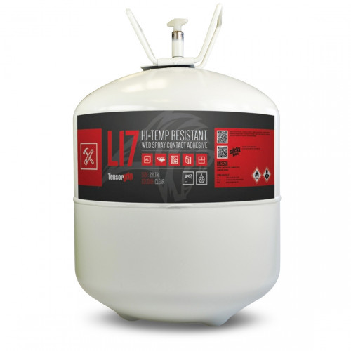 Spray Contact AdhesiveTensorgrip® L17 Fire-Rated High-Temp 22Ltr Canister