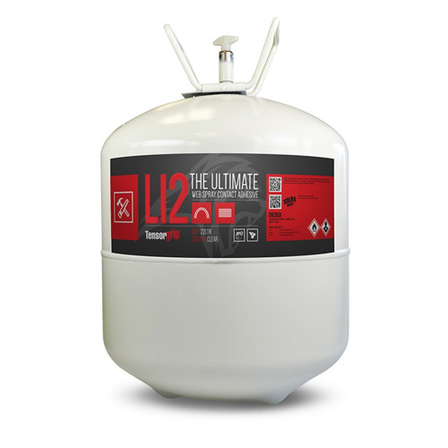 Spray Contact AdhesiveTensorgrip® L12 High-Build, High-Strength Web 22Ltr Canister