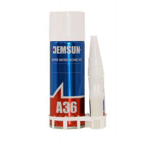 Mitrebond Superglue Kit 50G Glue & 200ml Activator