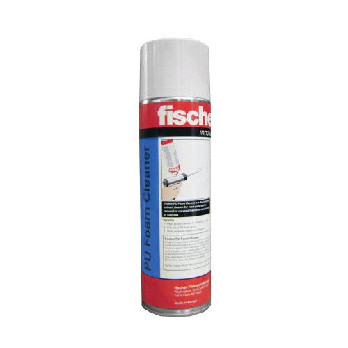 Expanding Foam Cleaner Fischer 500ml