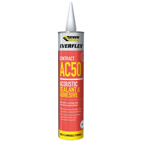 Accoustic Sealant Everbuild AC50 900ml