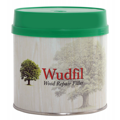 Wood Filler 2-Part Wudfil Easy Stain Mahogany 500ml