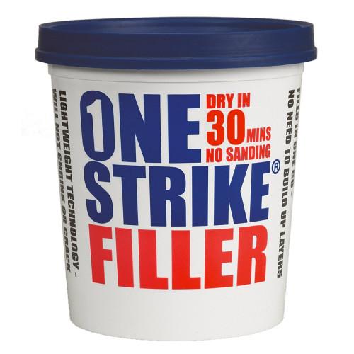 One Strike Filler Lightweight Decorators Filler 1L