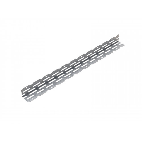 Plaster Bead Perforated Thincoat Galvanised  22mm × 22mm ×  2.4m