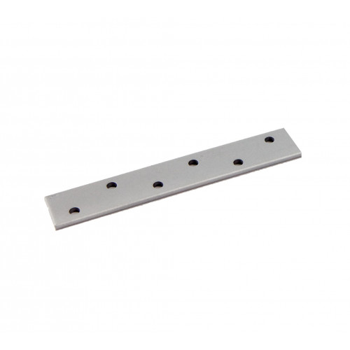 Window Fixing Bracket Multi Hole Straight  Galvanised 150 × 30 × 2.5Mm