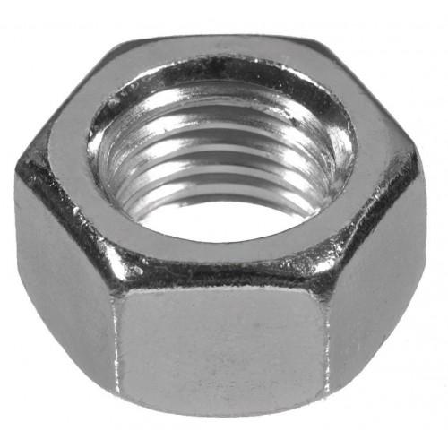 Hexagon Full Nut  BZP  M4