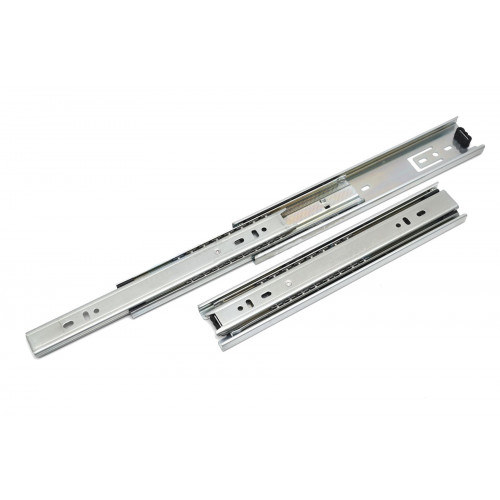 Drawer Runners Ball Bearing Full Extension 45kg 650mm Pair