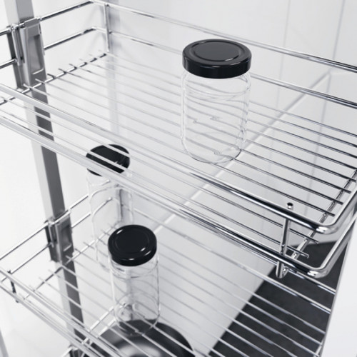 Larder Unit Pull Out 1900-2150mm High