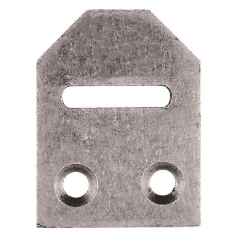 Heavy Slot Plate Horizontal Slot Steel 316 45 × 32m