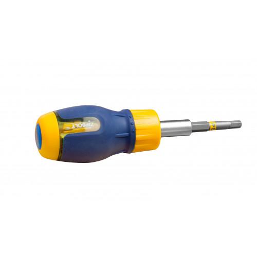 Zipbolt Ratchet Screwdriver QT40.300