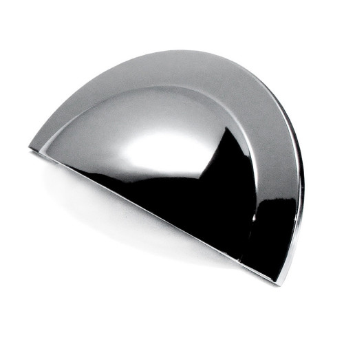 Thornton Round Cup Handle Polished Chrome 104mm