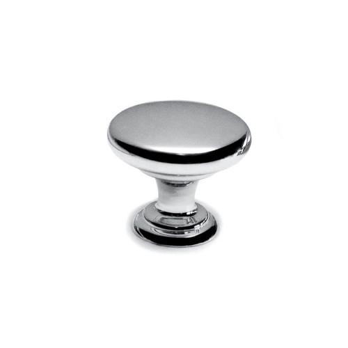 Thornton Knob Polished Chrome Diameter 32mm