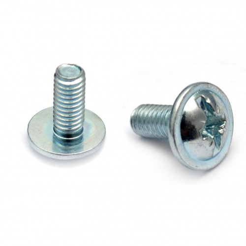 Handle Screw Combi Drive M4 × 18mm