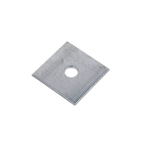 Channel Square Plate 40 × 40mm M6