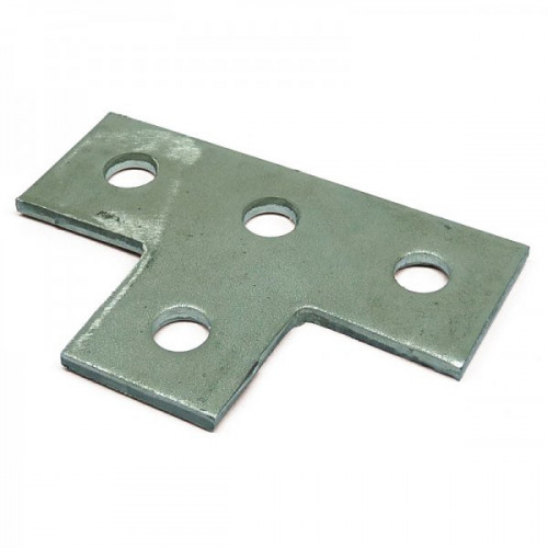 Channel Bracket 4 Hole Flat T 90 × 138mm