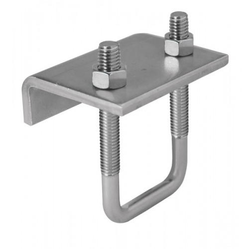 Beam Clamp U Bolt Type For both 41 x 21 & 41 x 41mm Channel