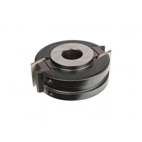 Profile Cutter Block Steel 78mm × 40mm × 30mm Bore