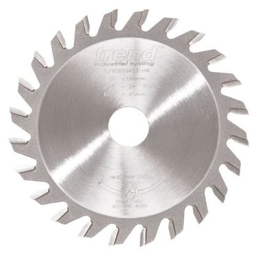 Conical Scorer TCT Blade 105mm Diameter × 20T × 20mm Bore