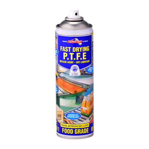 PTFE Spray Aerosol 480ml