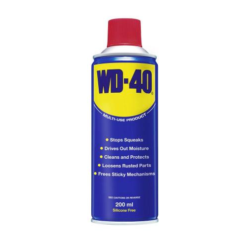 WD40 Penetrating Oil Aerosol 200ml