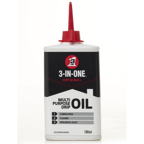 3-In-1 Oil 100ml