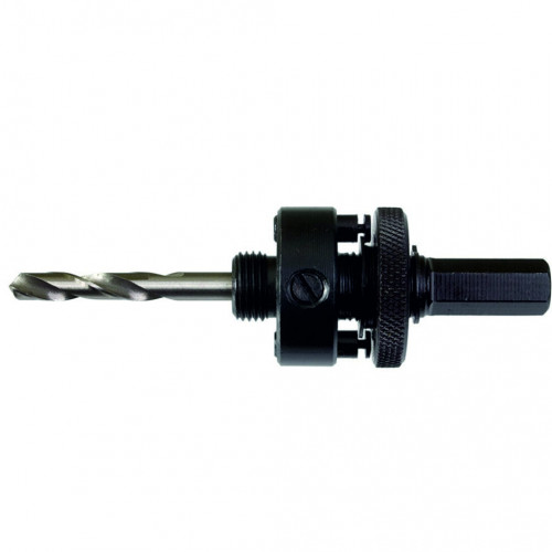 Holesaw Arbour Hex Shank For TCT Multi Purpose