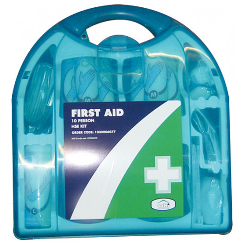 First Aid Kit 1-10 Person