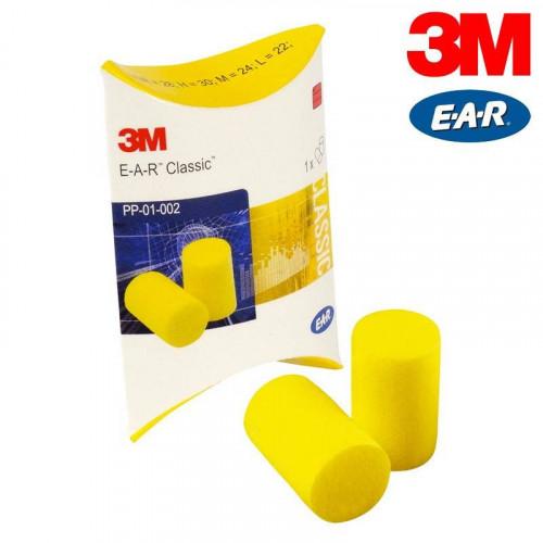 Ear Plugs EAR Classic Foam Pair