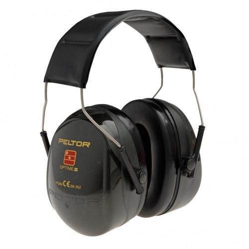 Ear Defenders Peltor Optime II With Headband