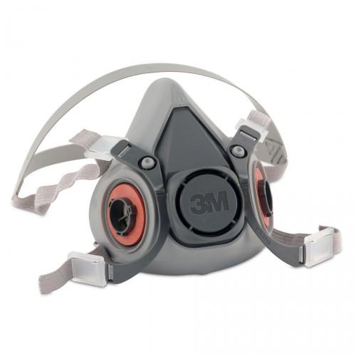 Respirator 3M 6000 Series Half Mask Large