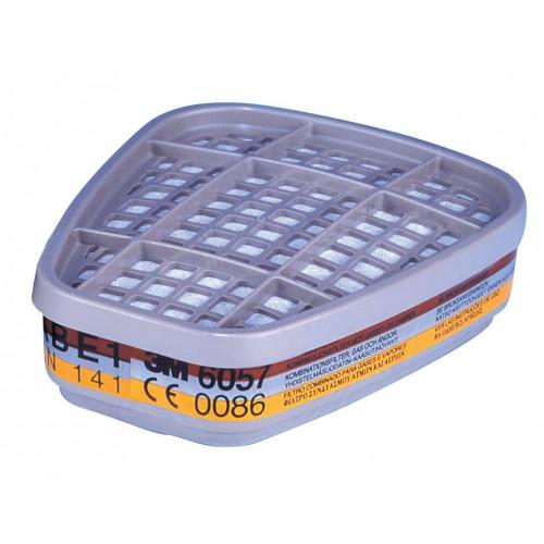 3M 6075 A1 Formaldehyde Filter Pair