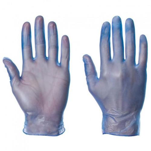 Vinyl Gloves Disposable Small 100pk