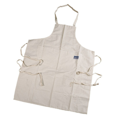 Carpenters Apron White