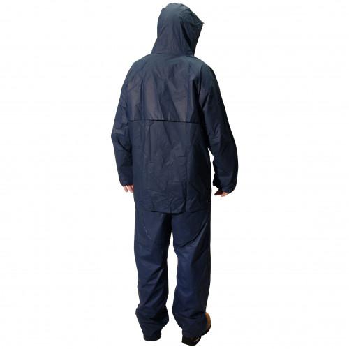 Waterproof Rainsuit Blue Medium