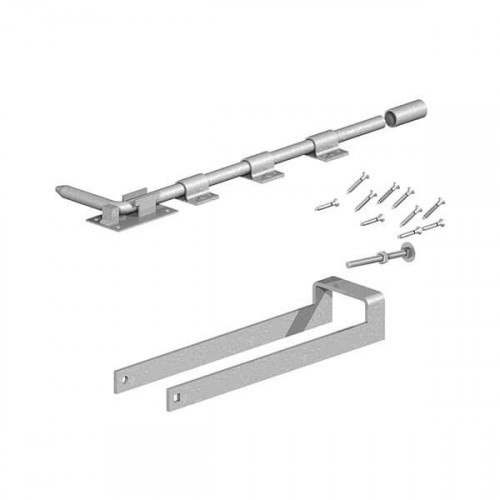 Field Gate Catch Set For Double Gates