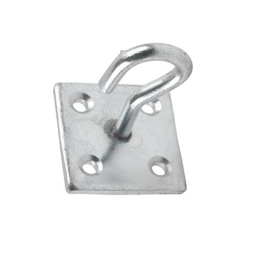 Hook On Plate Galvanised