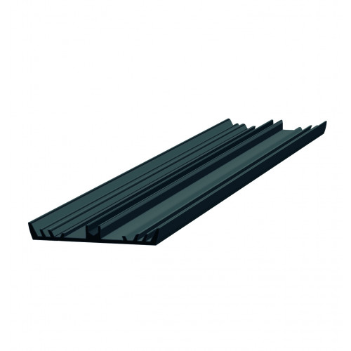 Rafter Gasket Capex Lay On 55mm Wide Black  10m