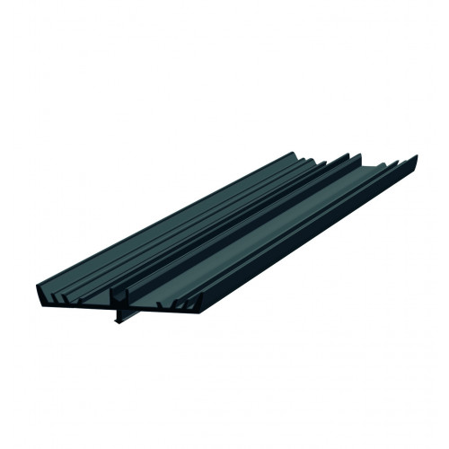 Rafter Gasket Capex Groove Located 45mm Wide Black  10m