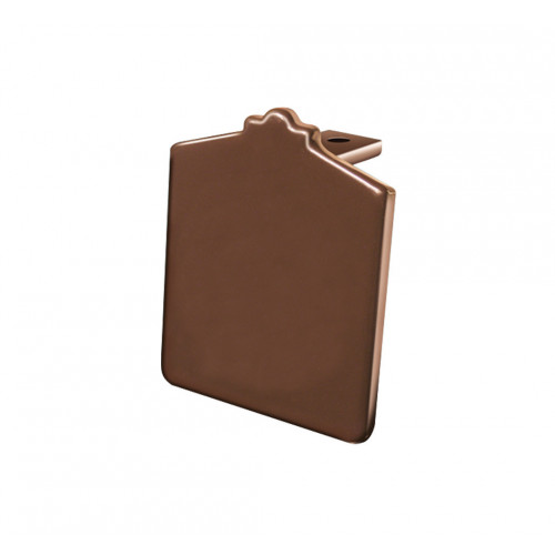 Capex 50 Extended End Cap  Brown