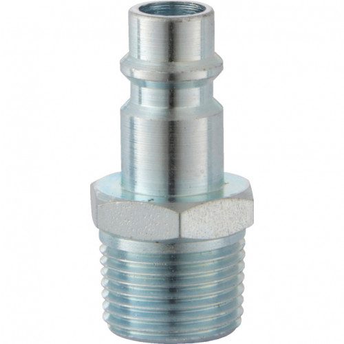"Hi-Flow Euro Adaptor 1/4"" BSP Male Thread"